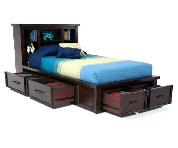Bob's The Hudson Queen Storage Bed