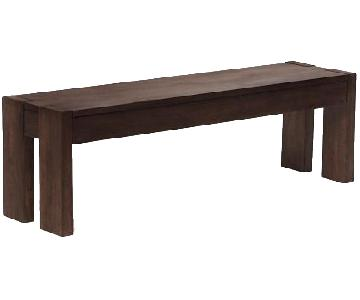 West Elm Dining Bench