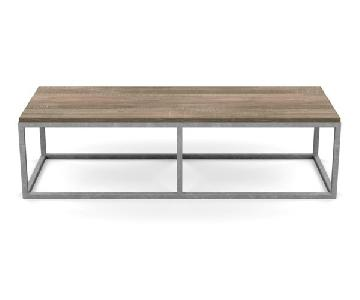 Ethan Allen Borough Coffee Table