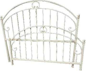 Ethan Allen Wrought Iron Queen Size Bed