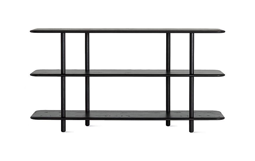Design Within Reach Aero Low Shelving/Bookshelf