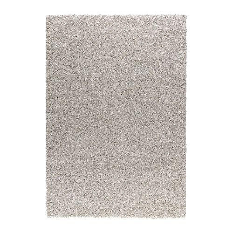 Ikea Alhede Off-White Rug