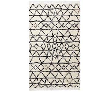 West Elm Torres Wool Kilim Rug