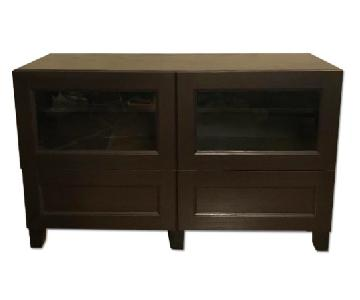 Ikea Besta TV Stand/Cabinet