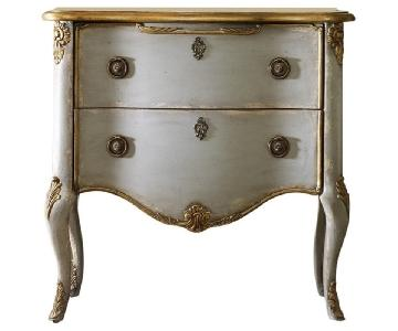 Hooker Furniture French Two Drawer Dresser