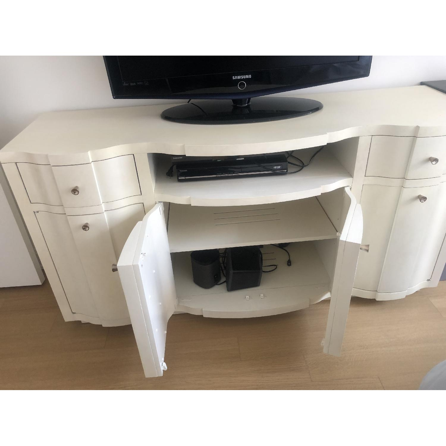 Horchow Media Console