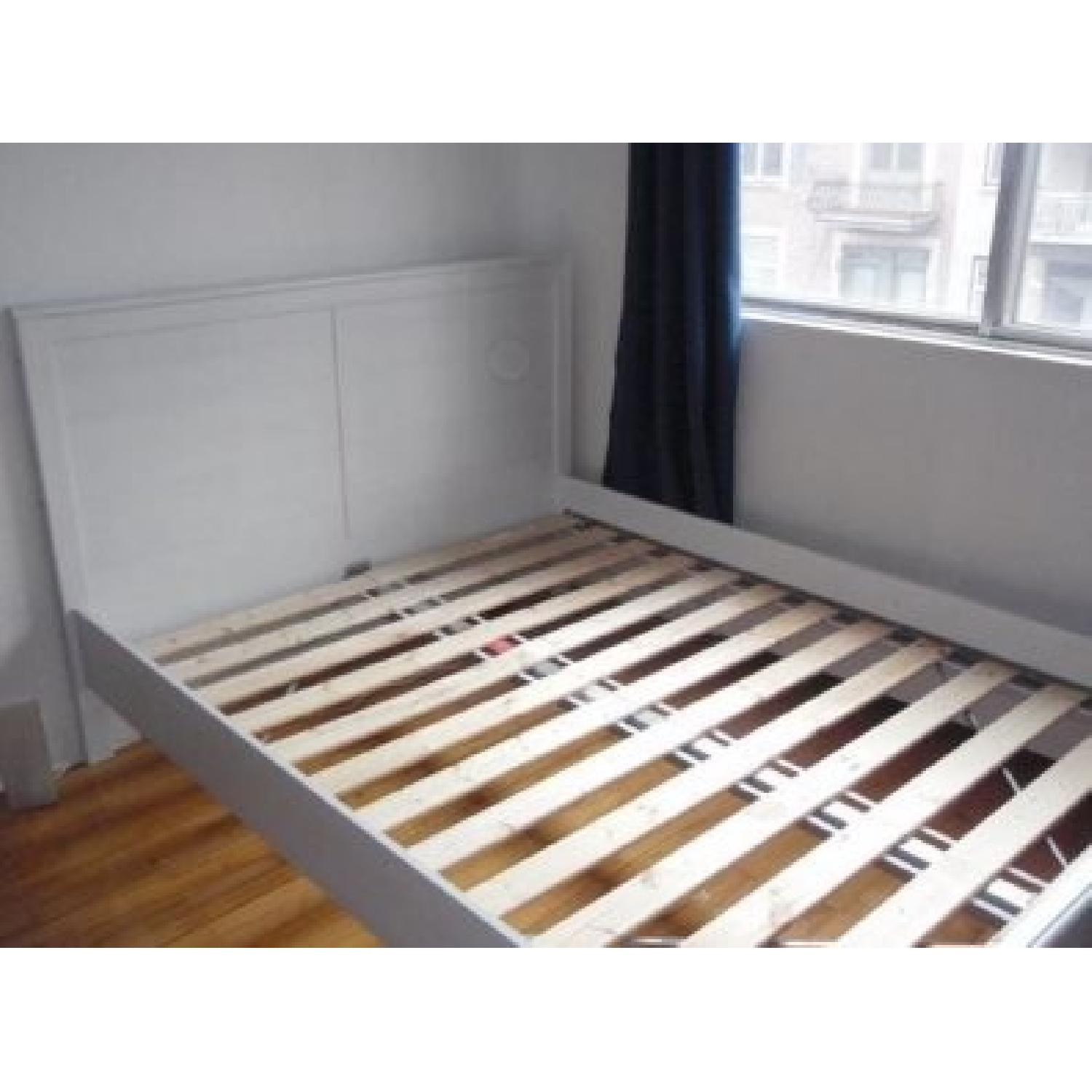 Ikea Aspelund Full Bed Frame