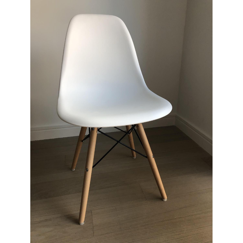 Mini Desk + Eames Style Chair
