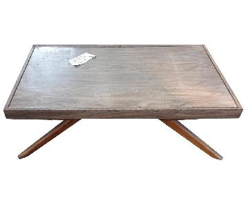 Vintage Castro Convertible Coffee to Dining Table