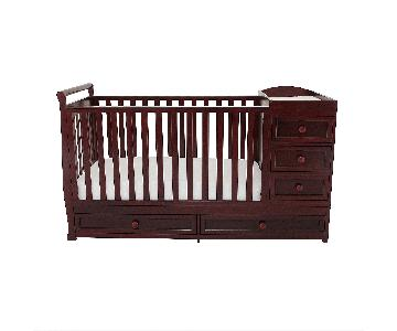 Daphne 3-1 Crib & Changer Combo