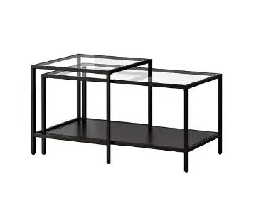 Ikea Vittsjo Nesting Coffee Tables