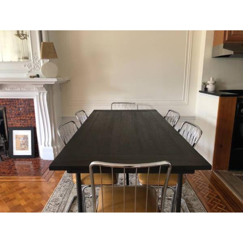 Restoration Hardware Flatiron Table