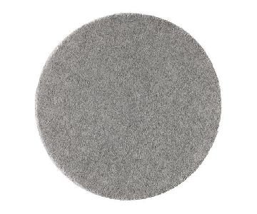 Ikea Stoense Low Pile Rug in Grey