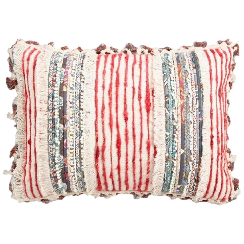 World Market Decorative Fabric Pillows