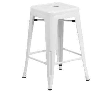 Target Threshold Metal Stools