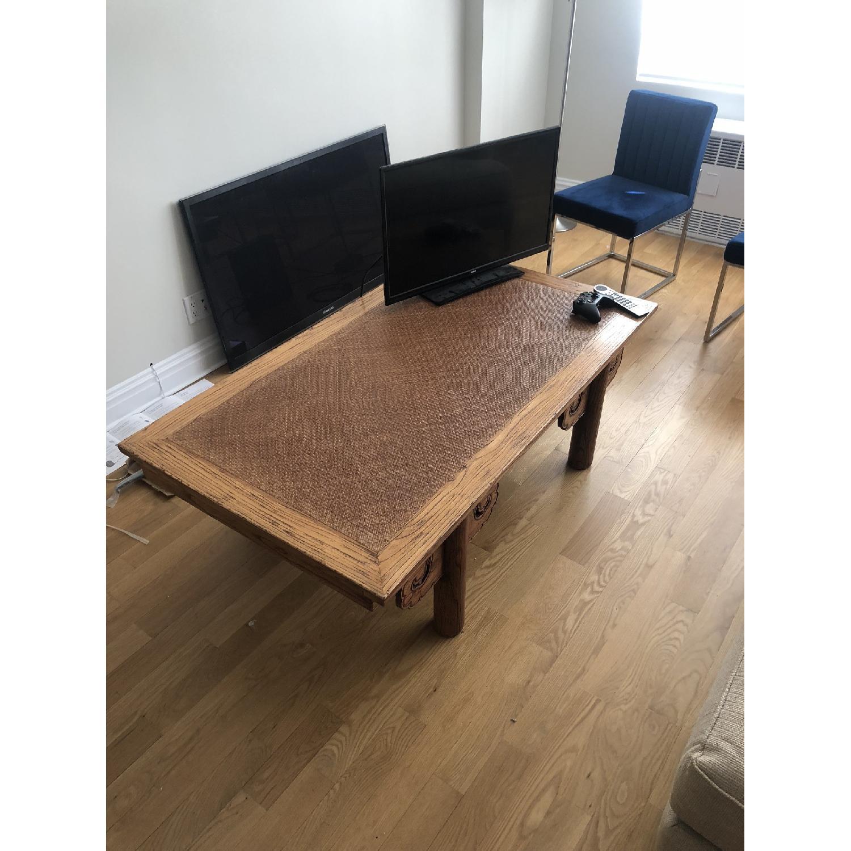 Thai Design Wooden Coffee Table