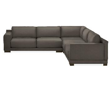 Room & Board Sleeper Sectional Sofa