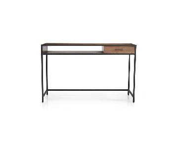 Crate & Barrel Knox Writing Desk