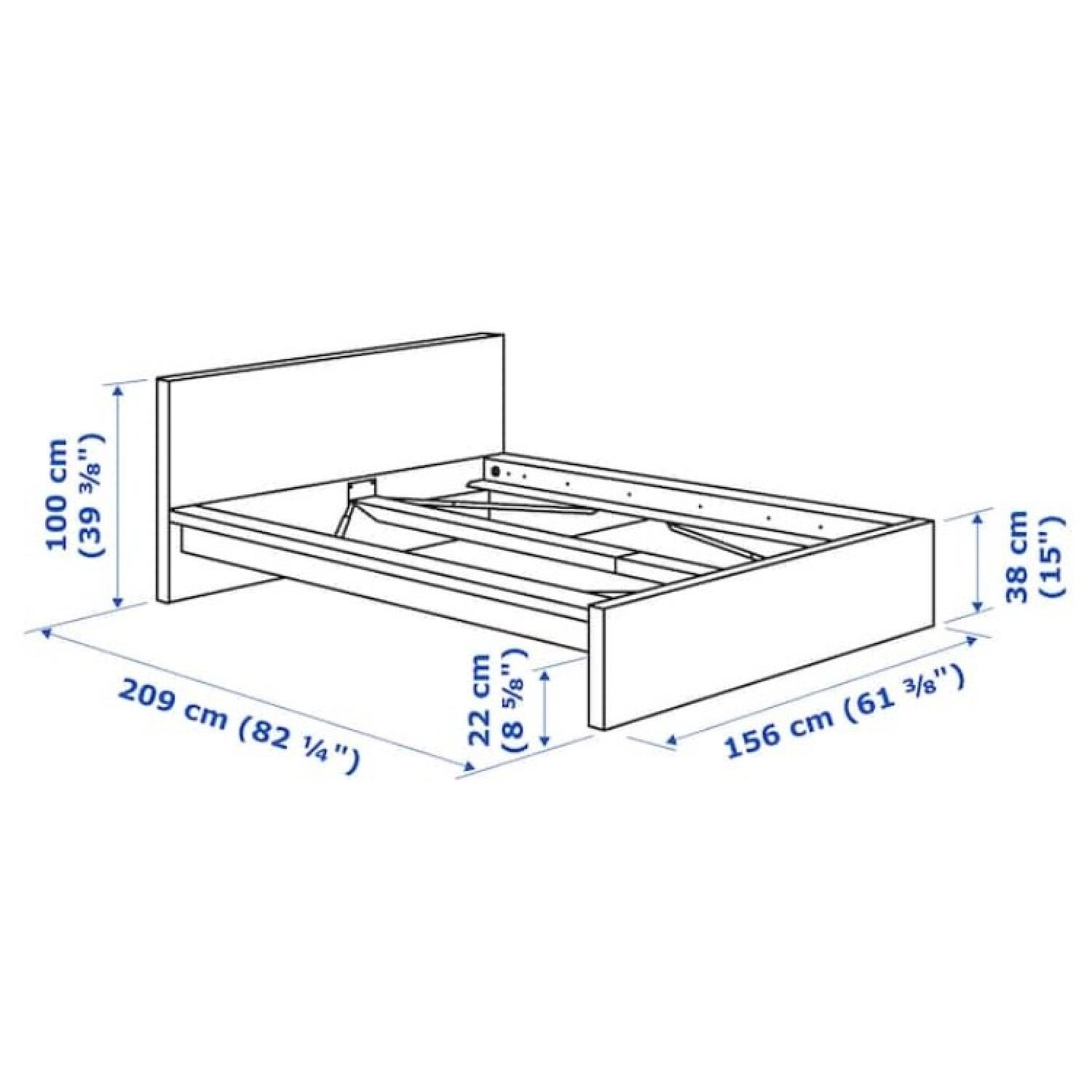 Ikea Malm Full Size Bed