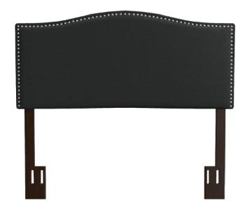 Target Upholstered Linen Queen Headboard