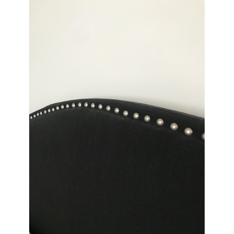 Target Upholstered Linen Queen Headboard