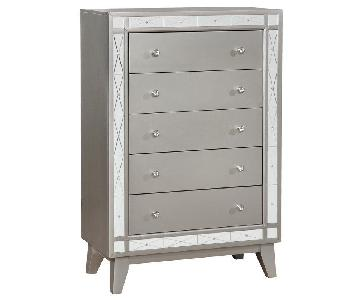 Willa Arlo Interiors Alessia 5 Drawer Chest