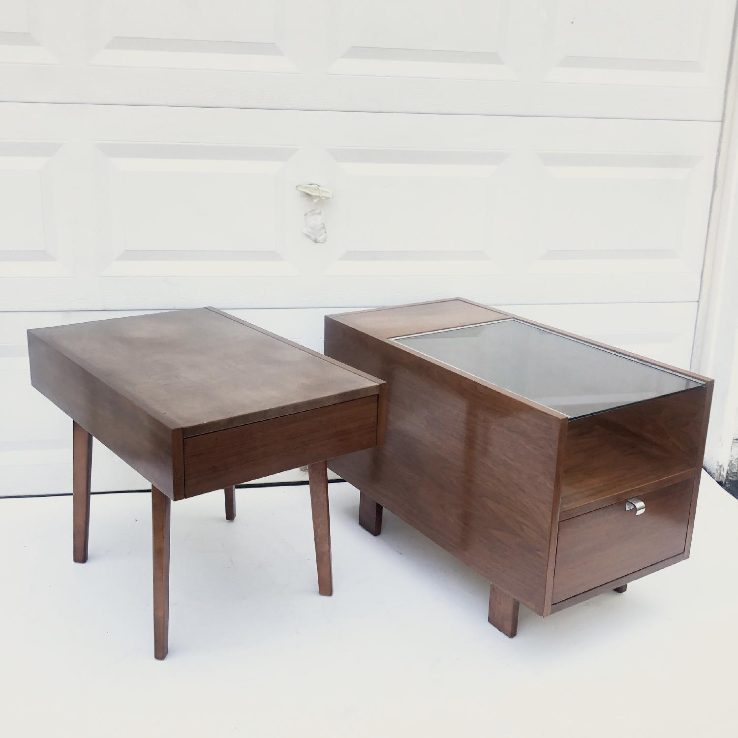 Herman Miller Side Tables by George Nelson - image-0
