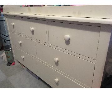 Pottery Barn Kids Nursery Dresser