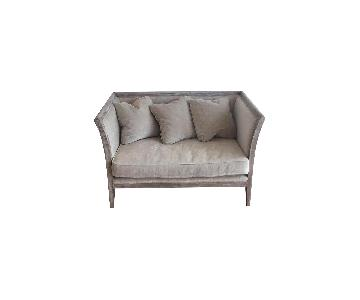 Four Hands Loveseat