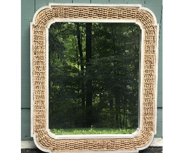 One Allium Way Wall Mirror