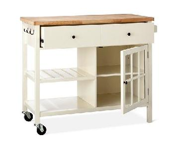 Target Windham Wood Top Kitchen Island
