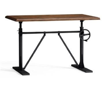 Pottery Barn Pittsburgh Crank Standing Desk