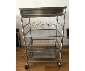Kitchen Storage Utility Cart