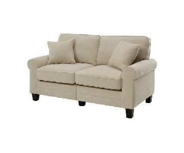 Beachcrest Home Buxton Loveseat