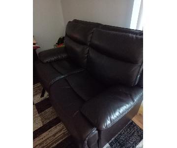 Bob's Recliner Sofa