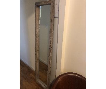Pottery Barn Full-Length Standing Mirror