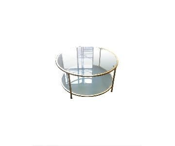 Safavieh Ivy 2 Tier Round Coffee Table