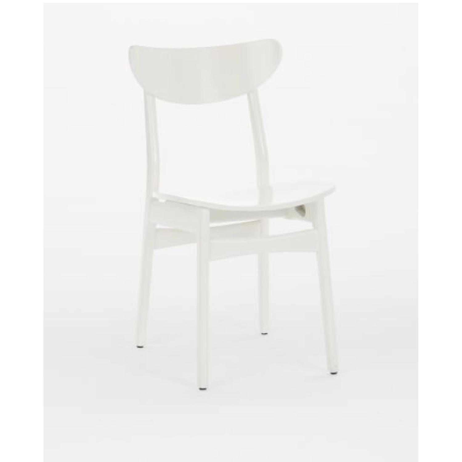 West Elm Classic Cafe Dining Chairs