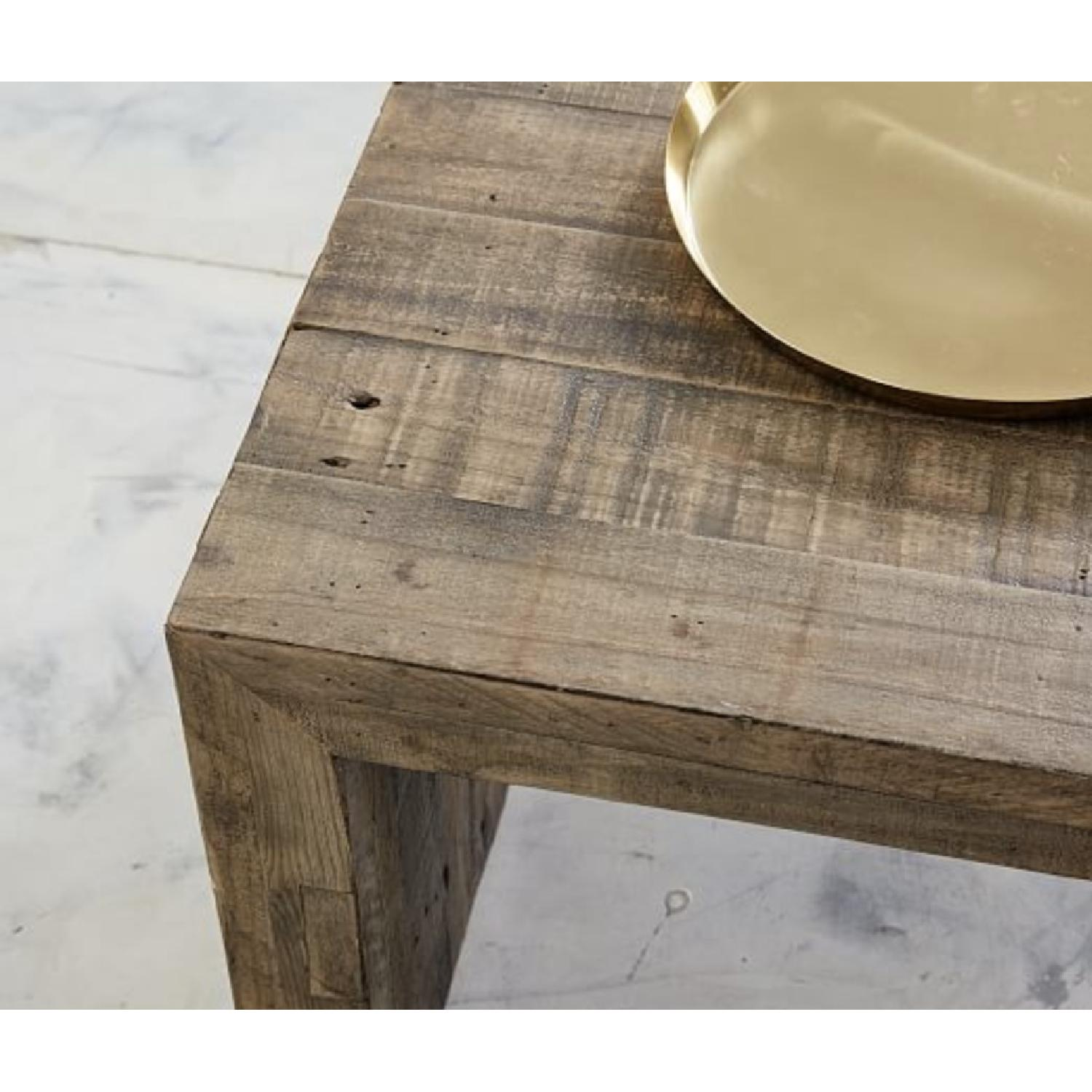 West Elm Emmerson Reclaimed Wood Coffee Table