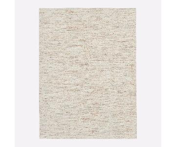West Elm Sweater Wool Rug