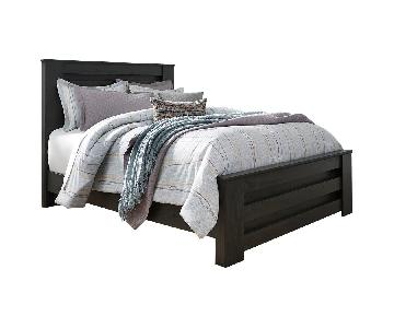 Ashley Brinxton Queen Panel Bed