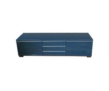 Ikea Modern TV Stand w/ Storage