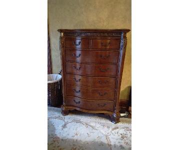 Collezione Europa 6-Drawer Highboy Dresser