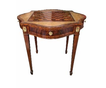 Game Table w/ Reversible Top