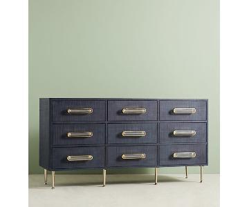 Anthropologie Odetta Nine-Drawer Dresser