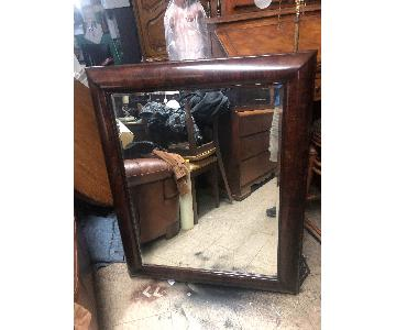 Thomasville Wooden Framed Beverly Wall Mirror