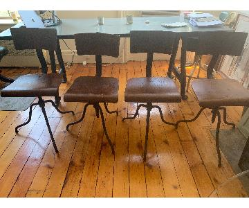ABC Carpet and Home Industrial Chairs