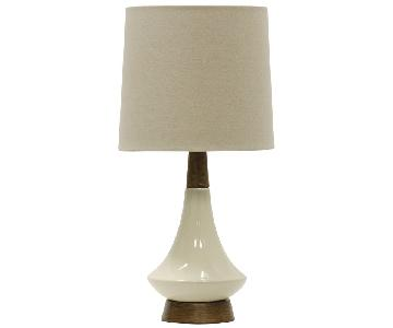 George Oliver Villela Retro Table Lamps