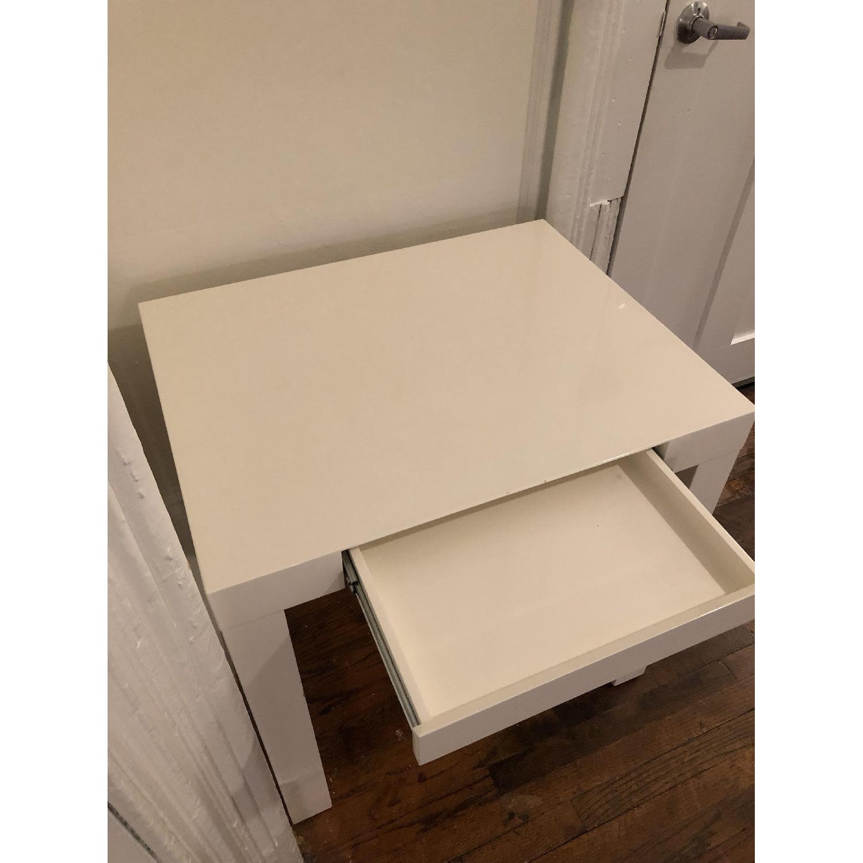 West Elm Parsons Mini Desk