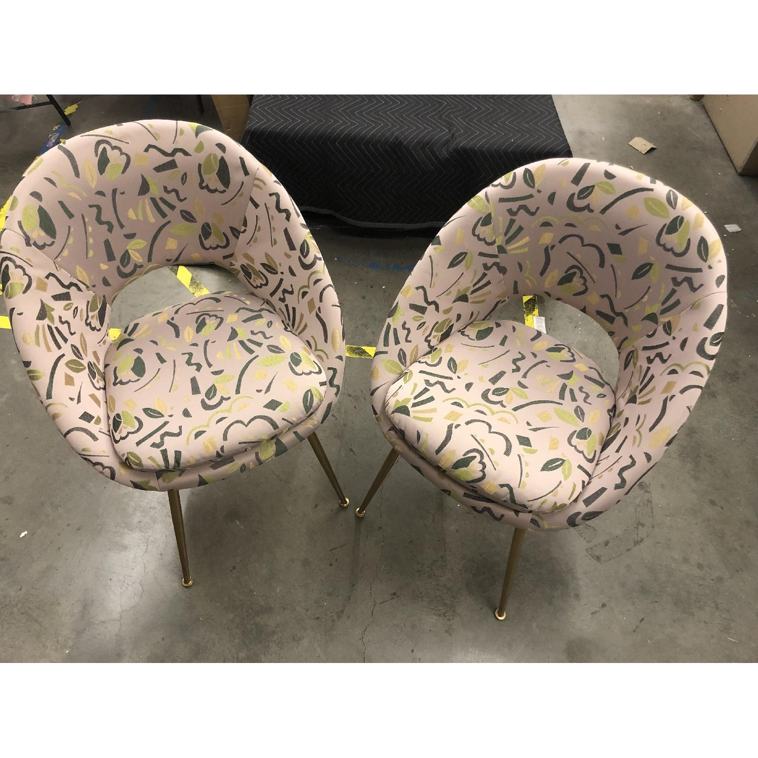 West Elm Orb Dining Chairs